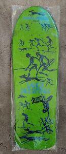 Powell Peralta Lance Mountain Future Primitive Reissue Deck Green - New