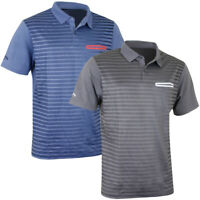 Callaway Golf Mens Ombre Pocket Opti-Dri Stretch Tech Polo Shirt 51% OFF RRP