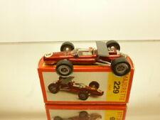 MAJORETTE 229 FERRARI RACER #3 - IGOL - RED 1:55 - VERY GOOD CONDITION IN BOX