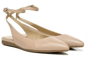 Naturalizer Womens Shoes Hamilton, Nude Leather Size 6M NEW INBOX