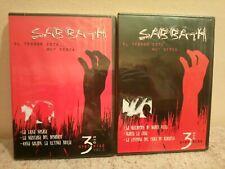 OFERTA Pack Dvd: Sabbath Vol. 1 Y 2