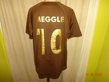 "Fc st. Pauli doyou Football camiseta 2007/08 ""congstar"" + nº 10 meggle talla XL nuevo"