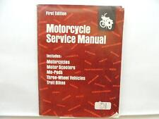 1966 Motorcycle Service Manual Moped Trail Bike Motor Scooters Honda BSA L10631