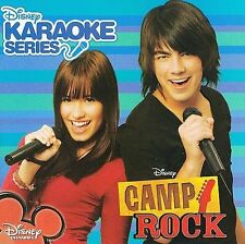 DISNEY KARAOKE SERIES: CAMP ROCK CD VARIOUS BRAND NEW SEALED