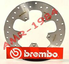 DISCO DE FRENO TRASERO BREMBO MALAGUTI CONTRASEÑA CK 250 2005 68B40798 08MQ212