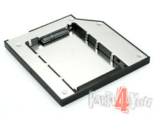 Apple Macbook pro 15 2006 2007 2008 second Hard Disk Caddy 2nd HDD ssd ide sata