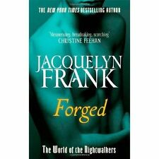 """VERY GOOD"" Frank, Jacquelyn, Forged (World of Nightwalkers), Book"