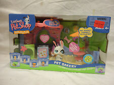 Littlest Pet Shop Display & Play Pet Bakery L2
