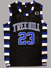 Nathan Scott 23 Lucas Scott 3 One Tree Hill Ravens Basketball Jersey Shorts Set