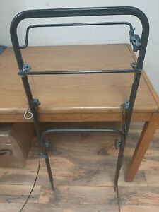 """Toro 22"""" RECYCLER Front Drive Full Upper Lower Handle Bar Set 20016 w/ Cables."""
