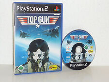 Sony PlayStation 2 juego: top gun! ps2 PS 2