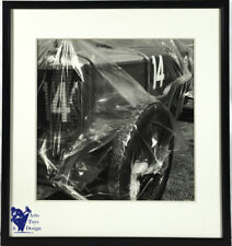 LAURENT MAROIS PHOTOGRAPHIE NOIR ET BLANC VOITURE COURSE BALLOT GRAND PRIX 1921