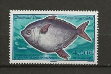TAAF/FSAT 2007 Fauna Wildlife Marinelife Fisch Fish stamp MNH