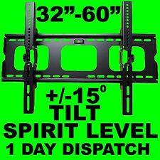 TILT LCD LED PLASMA WALL MOUNT BRACKET 32 40 42 46 50 Z