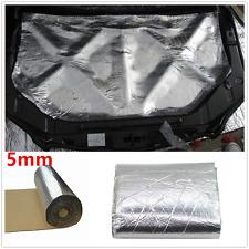 NEW 1M x 2.5M Sound Insulation Deadener Noise Proofing Car Hood Firewall Muffler