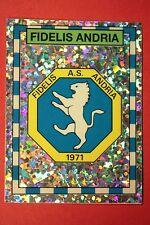 Panini Calciatori 1993/94 1993 1994 n. 446 SCUDETTO ANDRIA DA EDICOLA !