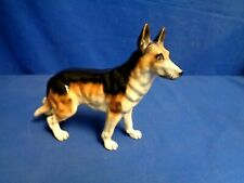 New listing 2005 Royal Doulton Alsatian German Shepherd Rda 108 - Dog Figurine - Retired