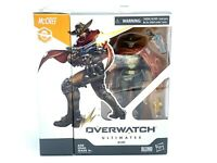 "NEW HASBRO OVERWATCH ULTIMATES McCREE 6"" COLLECTIBLE ACTION FIGURE 2019 BLIZZARD"