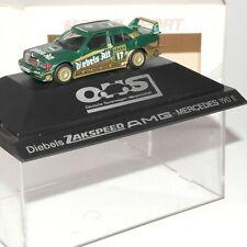 """Herpa 1:87 Motor Sport: ZAKSPEED AMG Mercedes 190 E #14 """" Asch """" OVP(EK3599)"""