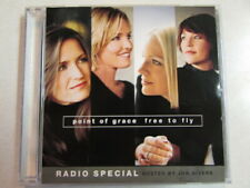 POINT OF GRACE FREE TO FLY RADIO SPECIAL HOSTED BY JON RIVERS WORD PROMO 2001 CD
