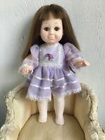 "Vintage Jesco Katie Doll 1984; 10"" Tall"