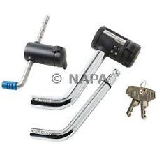 Trailer Hitch Lock kit w/pin & keys NAPA 7552704
