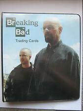 BREAKING BAD SEASONS 1-5 Sealed Binder with Binder Exclusive Wardrobe Card M22