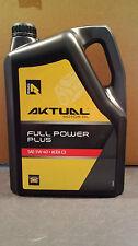 Olio Motore Aktual (by Rhiag) Full Power Plus 5w40 - Latta 5 litri