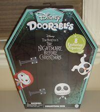 Disney Doorables Series 6 Nightmare Before Christmas Peek  8 Figures Brand New
