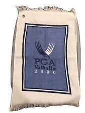 PGA Championship Golf Towel 2000 Valhalla