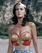 WONDER WOMAN Lynda Carter Glossy 8x10 Photo Poster Print TV Series Superhero