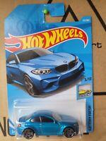 Hotwheels 2018 - BMW M2 [BLUE] NEAR MINT VHTF COMBINED POSTAGE