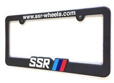 SSR License Plate Frame