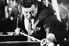 JACKIE GLEASON THE HUSTLER 24X36 POSTER WITH POOL CUE CLASSIC