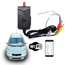 Video Transmitter w/ Mini Butterfly Type Rear View Camera WiFi AV Interface 903W