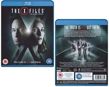 THE X-FILES 10 : THE EVENT SERIES (2016): TV Season MiniSeries - Rg Free BLU-RAY