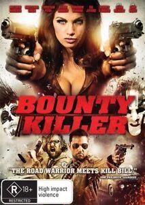 BOUNTY KILLER DVD, NEW & SEALED, FREE POST