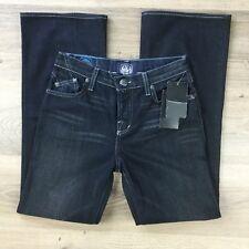 Rock & Republic Girl's Jeans Bernie Boot Cut Orbit Blue Size 12 W26 NWT (BL6)