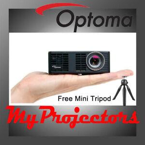 OPTOMA ML750 MINI PROJECTOR ULTRA PORTABLE 700 Lumens FREE TRIPOD AUS STOCK