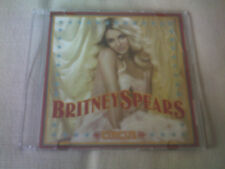 BRITNEY SPEARS - CIRCUS - 2 TRACK JAPAN PROMO CD