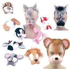 Girls Animals & Nature Costume Masks