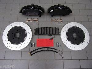 Audi RS 4 RS4 B5 RS 6 Bremse   8 Kolben Brembo Bremsensatz RS6 RS 4 365 x 34 mm