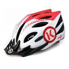 BYK Kids Bike Bicycle Helmet RED Sized 52 - 57cm