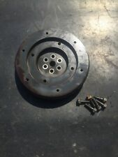 Kubota D905 Diesel Engine Bx22 Tractor Flywheel With Bolts 1G032-25010