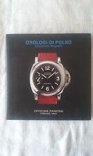Orologi di polso - Giampiero Negretti - Ed. Officine Panerai - 1998