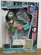 Lagoona Blue Picture Day Daughter of The Sea Monster 2013 Monster High Doll NEW
