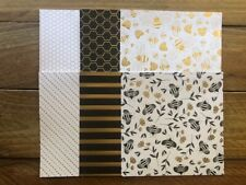 "Stampin' Up! 6x6 Specialty Paper Pack ""Golden Honey"""