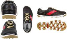 NEW! TRUE Linkswear Proto Mens Waterproof Golf Shoes - Brown & White -  size 8