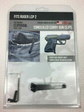 Clipdraw Belt Clip Ruger LC9S and Pro EC9S 9mm IWB