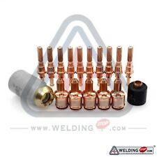22pcs 9-8215 9-8236 9-8212 9-8213 9-8237 fit SL60/100 Plasma Cutter Consumables